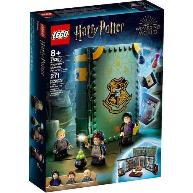 LEGO HARRY POTER 76383 HOGWARTS MOMENT POTIONS CLASS
