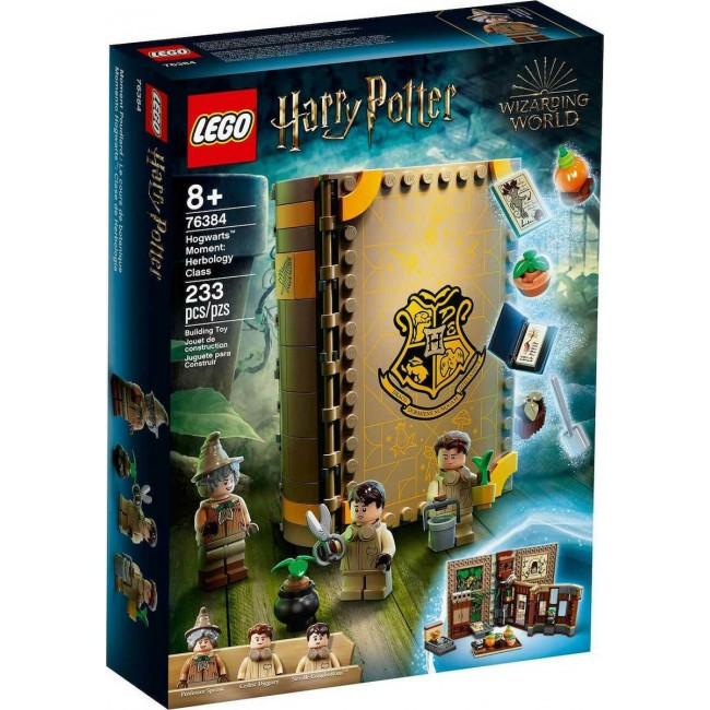 LEGO HARRY POTER 76384 HOGWARTS MOMENT HERBOLOGY CLASS