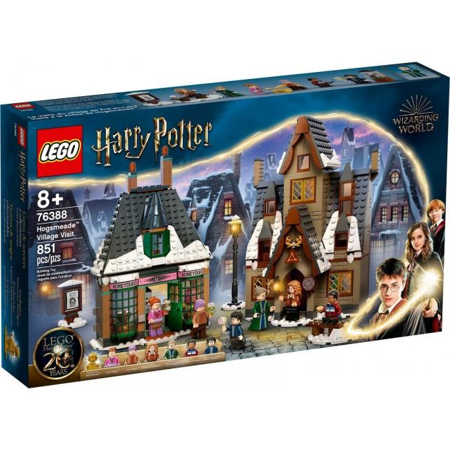 LEGO HARRY POTTER 76388 HOGSMEADE VILLAGE SET