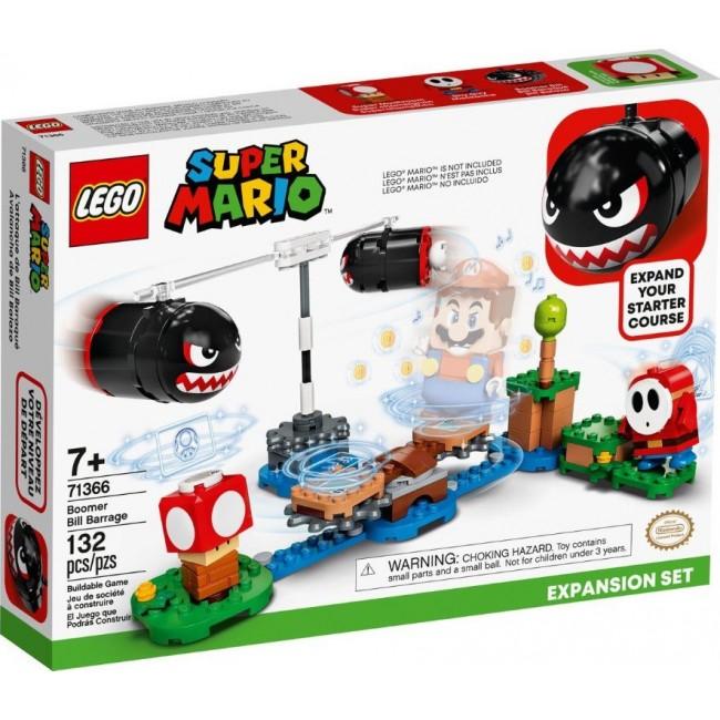 LEGO SUPER MARIO 71366 BOOMER BILL BARAGE EXPANSION SET