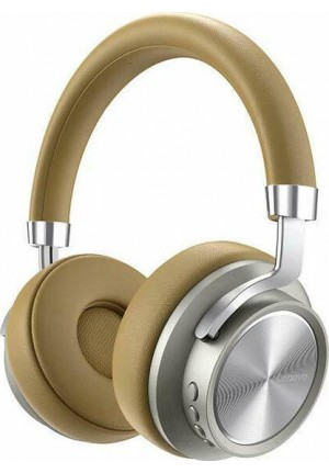 BLUETOOTH HEADPHONES LENOVO HD800 BLUETOOTH CHAMPAGNE GOLD PTM7C02373