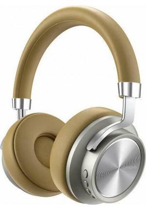 BLUETOOTH HEADPHONES LENOVO HD800 BLUETOOTH CHAMPAGNE GOLD PTM7C02373