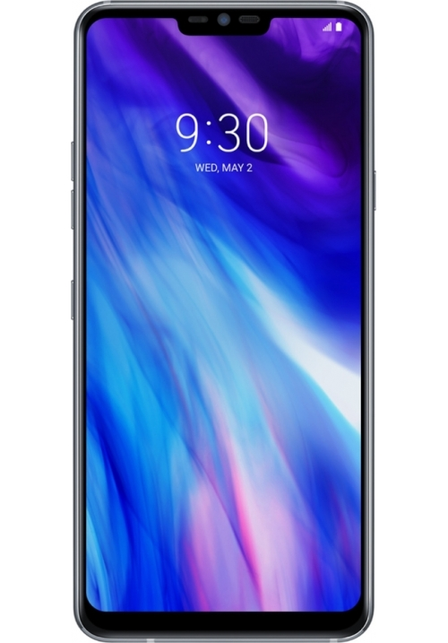 LG G7 THINQ 64GB SINGLE PLATINUM GREY EU