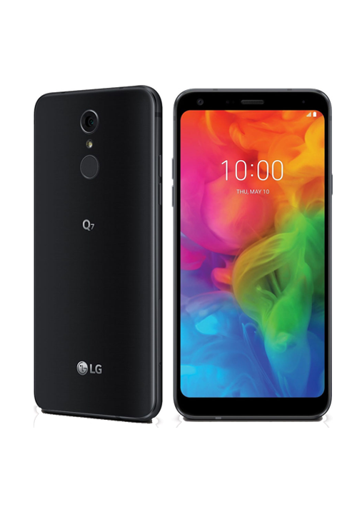LG Q7 LMQ610 32GB DUAL BLACK EU