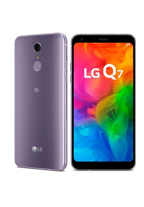 LG Q7 LMQ610 32GB DUAL LAVENDER EU