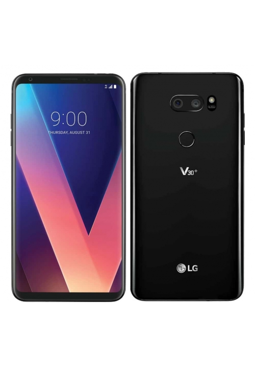 LG V30 PLUS H930DS 128GB DUAL BLACK EU