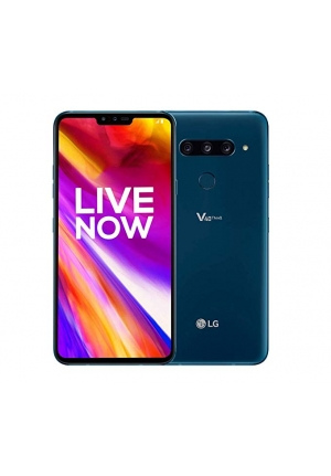 LG V40 THINQ 128GB DUAL MOROCCAN BLUE EU