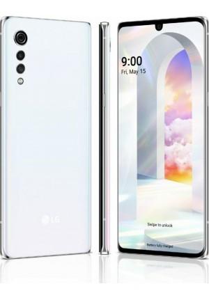 LG VELVET G910 4G 128GB DUAL AURORA SILVER EU