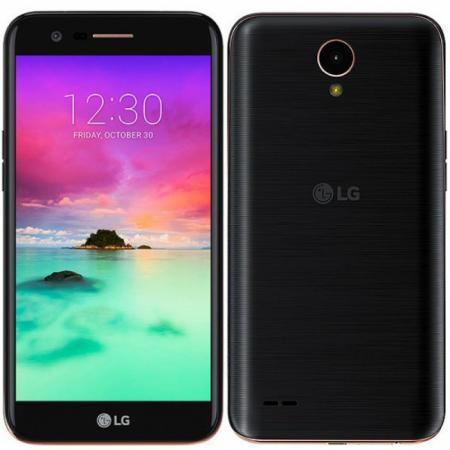 LG K10 2017 M250E 16GB DUAL BLA...