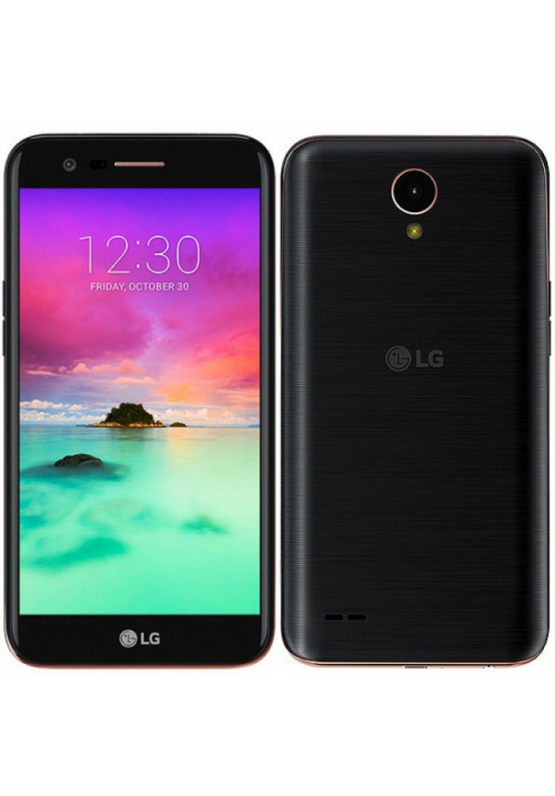 LG K10 2017 M250 16GB BLACK (ΧΩΡΙΣ ΔΑΚΤΥΛΙΚΟ) EU