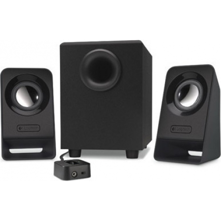 SPEAKERS LOGITECH Z213 2.1 BLAC...