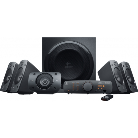SPEAKERS LOGITECH Z906 5.1 500W...