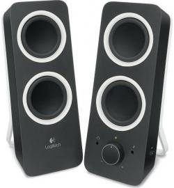 SPEAKERS LOGITECH Z200 2.0 BLACK 980-000810