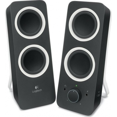 SPEAKERS LOGITECH Z200 2.0 BLAC...