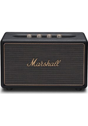 MARSHALL ACTON MULTI ROOM BLUETOOTH SPEAKER BLACK