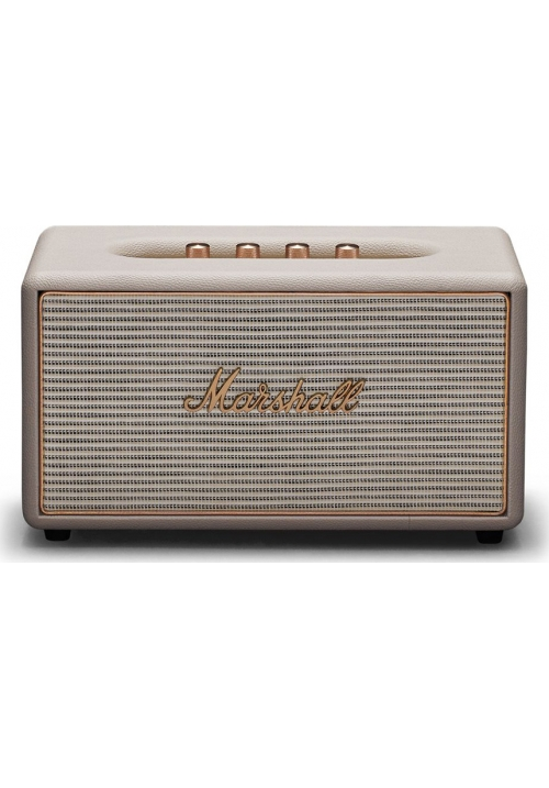 MARSHALL STANMORE MULTI ROOM BLUETOOTH SPEAKER CREAM WHITE