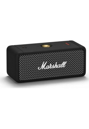 MARSHALL EMBERTON BLUETOOTH SPEAKER BLACK 1001908