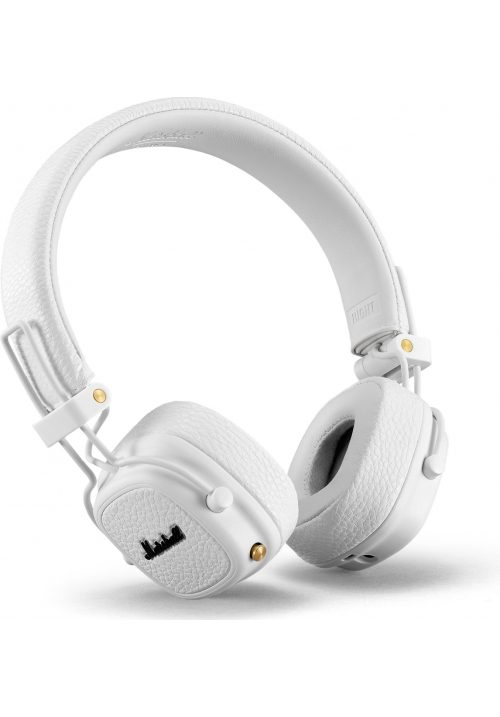 MARSHALL BLUETOOTH HEADPHONES MAJOR II WHITE