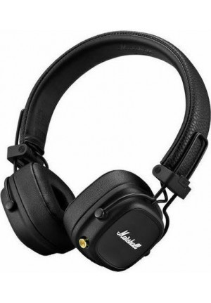 HEADPHONES MARSHALL MAJOR IV BLUETOOTH BLACK 1005773