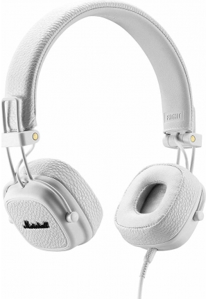 HEADPHONES MARSHALL MAJOR III WIRED WHITE 4092185