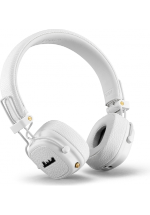 HEADPHONES MARSHALL MAJOR III BLUETOOTH WHITE