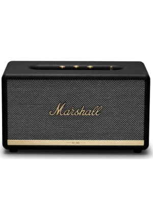 MARSHALL STANMORE II ALEXA VOICE BLUETOOTH SPEAKER BLACK 1001910