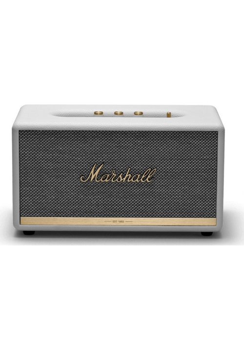 MARSHALL STANMORE II BLUETOOTH SPEAKER WHITE