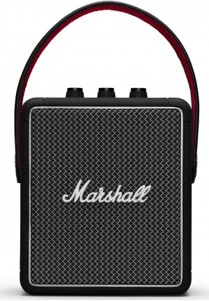 MARSHALL STOCKWELL II BLUETOOTH SPEAKER BURGUNDY (1005231)