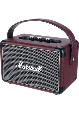 MARSHALL KILBURN II BLUETOOTH SPEAKER BURGUNDY (1005232)