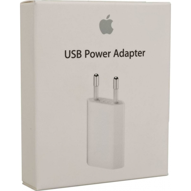 APPLE USB POWER ADAPTER A1400 MD813ZM/A EU (ORIGINAL RETAIL)