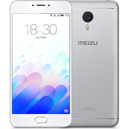 MEIZU M3 NOTE 32GB DUAL SILVER ...