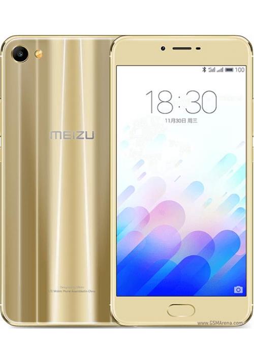 MEIZU M3X M682Q 32GB DUAL GOLD (ΜΕ ΑΝΤΑΠΤΟΡΑ)
