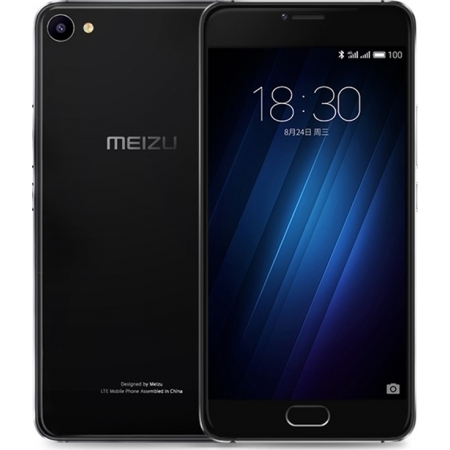 MEIZU U10 32GB DUAL BLACK (ΜΕ Α...