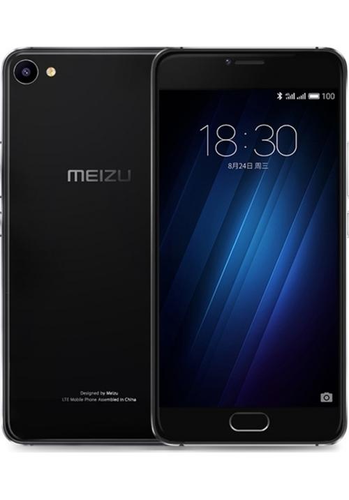 MEIZU U10 32GB DUAL BLACK (ΜΕ ΑΝΤΑΠΤΟΡΑ)