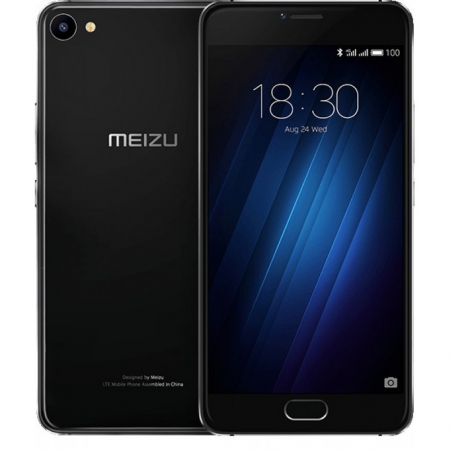 MEIZU U20 16GB DUAL BLACK (ΜΕ Α...