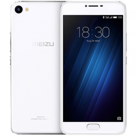 MEIZU U20 16GB DUAL WHITE (ΜΕ Α...