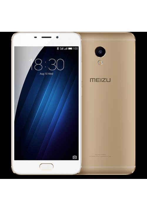 MEIZU M3E A680Q 32GB DUAL GOLD (ΜΕ ΑΝΤΑΠΤΟΡΑ) (ΑΓΓΛΙΚΟ ΜΕΝΟΥ)