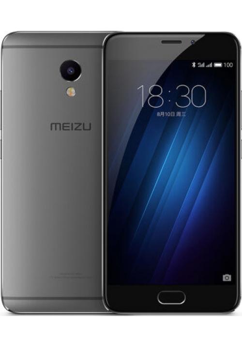 MEIZU M3E A680Q 32GB DUAL GREY (ΜΕ ΑΝΤΑΠΤΟΡΑ) (ΑΓΓΛΙΚΟ ΜΕΝΟΥ)