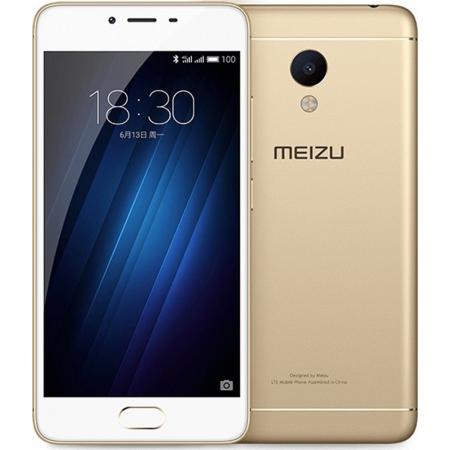 MEIZU M3S Y685Q 16GB DUAL GOLD ...