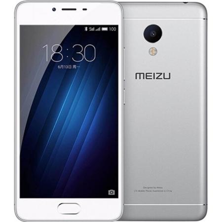 MEIZU M3S Y685Q 16GB DUAL SILVE...