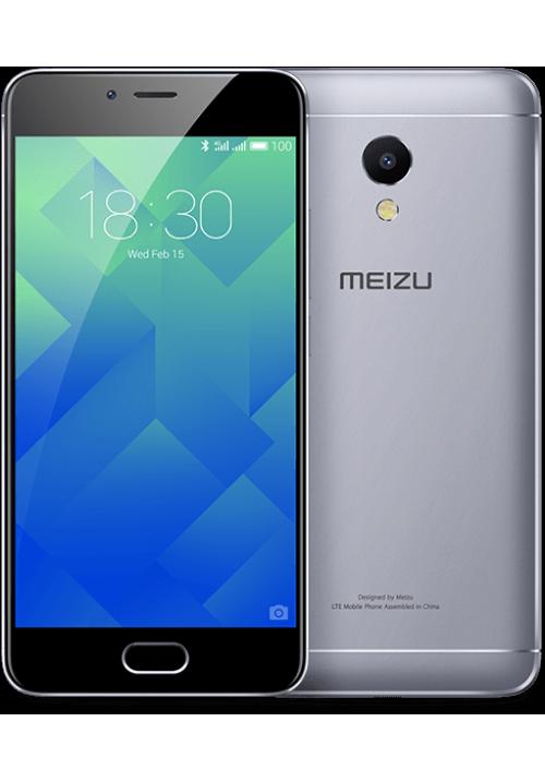 MEIZU M5S M612Q 32GB DUAL STAY GRAY (ΜΕ ΑΝΤΑΠΤΟΡΑ)
