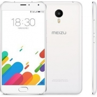MEIZU M1 METAL A57AU 16GB DUAL WHITE  (ΜΕ ΑΝΤΑΠΤΟΡΑ)