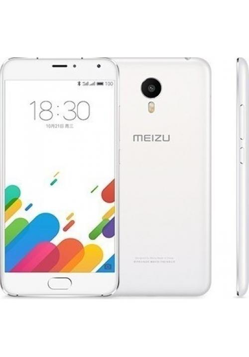 MEIZU M1 METAL A57AU 16GB DUAL WHITE  (ΜΕ ΑΝΤΑΠΤΟΡΑ)