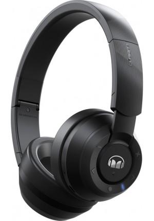BLUETOOTH HEADPHONES MONSTER CLARITY 200 AROUND EAR BLACK 137101-00