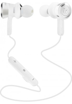 BLUETOOTH HANDSFREE MONSTER CLARITY IN EAR HD WHITE 137031-00