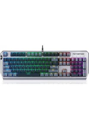 KEYBOARD MOTOSPEED CK80 WIRED RGB GOLD SWITCHES