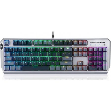 KEYBOARD MOTOSPEED CK80 WIRED R...