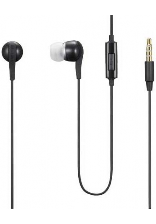 UNIVERSAL HANDSFREE EARPHONE JL-022 BLACK