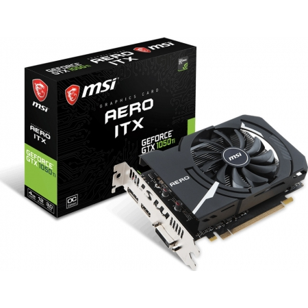 VGA MSI GEFORCE GTX1050TI 4GB A...