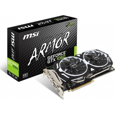 VGA MSI GEFORCE GTX1060 3GB ARM...